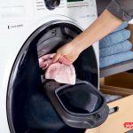 دلایل خشک نشدن لباس در لباسشویی